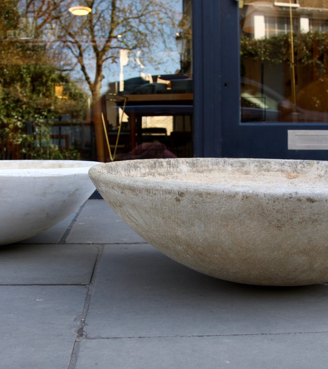 Scandinavian Trio of Modernist Planters Willy Guhl - Image 3
