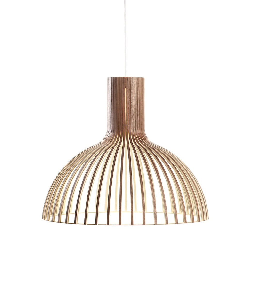Walnut High end ceiling lights Victo 4250 1