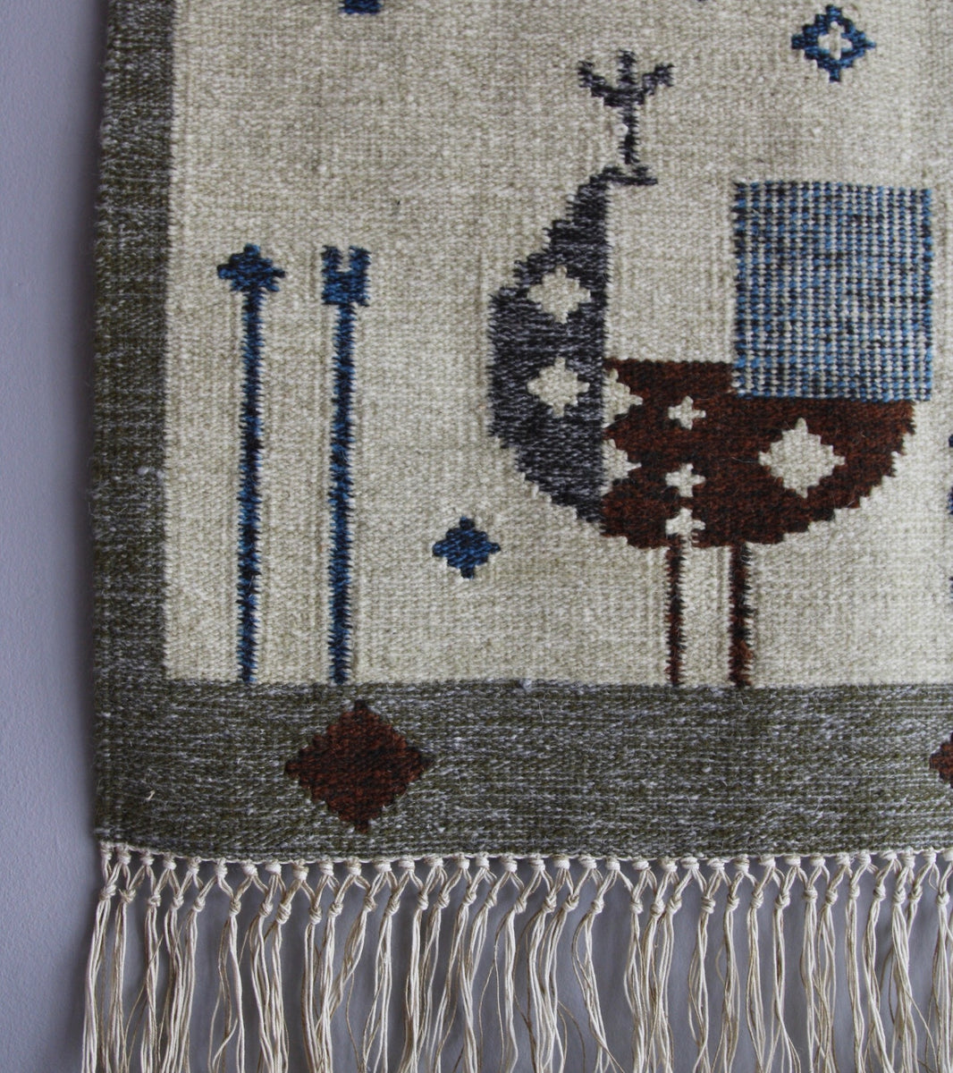 textiles swedish woman crafts skills scandinavian modern made by hand