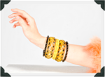 Load image into Gallery viewer, Carnival Collection - 'Peepshow' Cuff