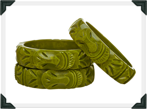 New!  Luau Lounge Collection - The Martiki Cuff