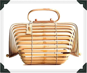 The Cage Purse - luckyloushoes