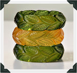 Load image into Gallery viewer, Tropica Collection - 'Frond' Cuff - luckyloushoes