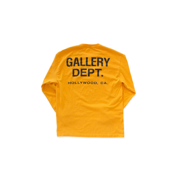 Collector Long Sleeve Tee