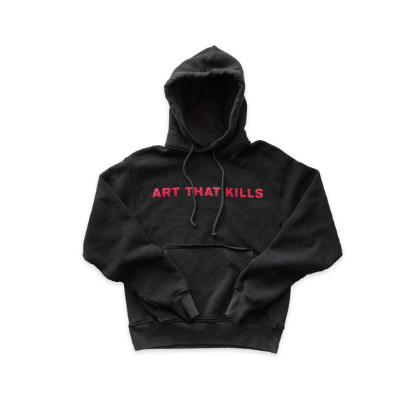 ART THAT KILLS Logo Hoodie