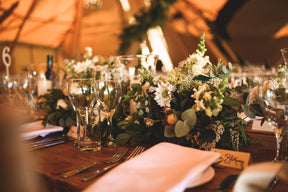 Why use lots of foliage with your wedding flowers?