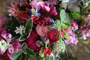 Flower delivery bouquets from Common Farm Flowers