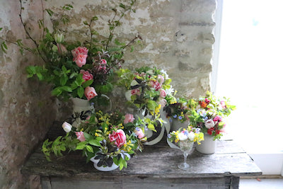 Somerset wedding flowers