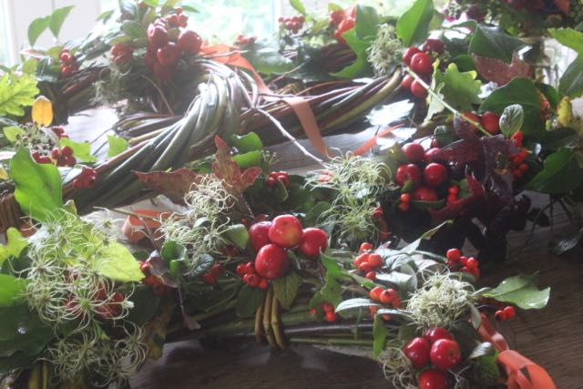 Christmas Willow Wreath Workshops