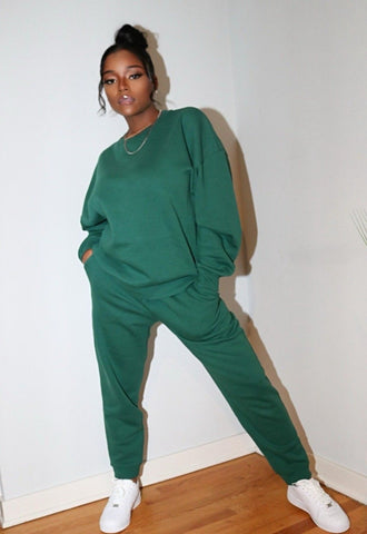 Double Take Matching Set (Emerald) - The Signature Fit