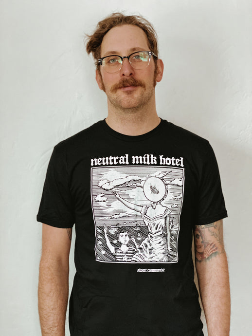 Neutral Milk Hotel Powerviolence T-shirt