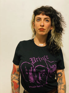 Prince D-Beat Punk Shirt