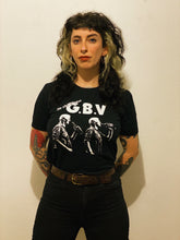 Load image into Gallery viewer, Guided By Voices // GBH Punk T-shirt