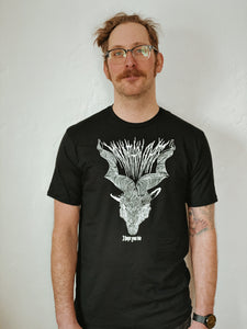Mountain Goats Black Metal T-shirt