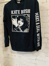 Load image into Gallery viewer, Kate Bush // SXE Hardcore // Long Sleeve T-shirt