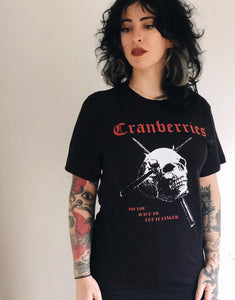 Cranberries // Candlemass Metal T-shirt