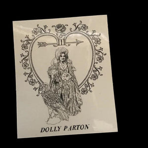 Dolly Parton // Empress Vinyl Sticker