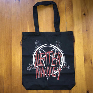 Sleater-Kinney // Slayer Tote Bag