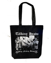 Load image into Gallery viewer, Talking Heads // Leftover Crack Tote Bag