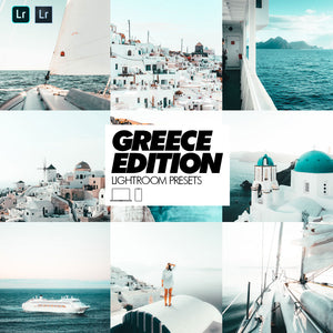 GREECE EDITION