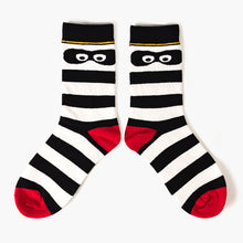 Load image into Gallery viewer, Heritage Hamburglar Socks