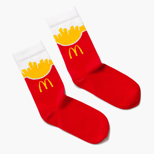 World Famous Fries Socks