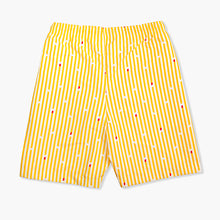 Load image into Gallery viewer, Fry Striped Swim Trunks