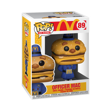 Funko POP! Ad Icons:  Officer Big Mac