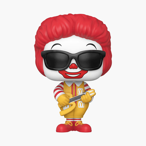 Funko POP! Ad Icons: Rock Out Ronald McDonald