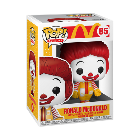 Funko POP! Ad Icons:  Ronald McDonald