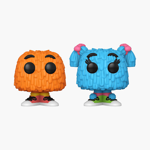 Funko POP! Ad Icons: Fry Kids Orange/Blue