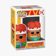 Load image into Gallery viewer, Funko POP! Ad Icons: Tennis McNugget