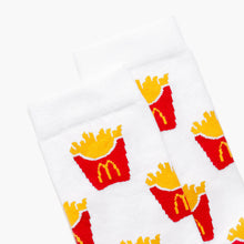 Load image into Gallery viewer, World Famous Fries Pattern Socks