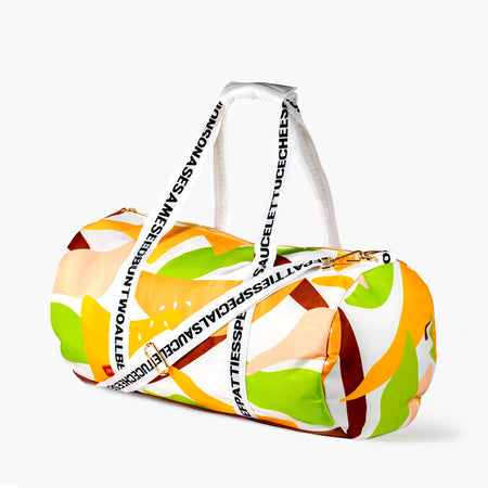 Big Mac Camo Duffle Bag