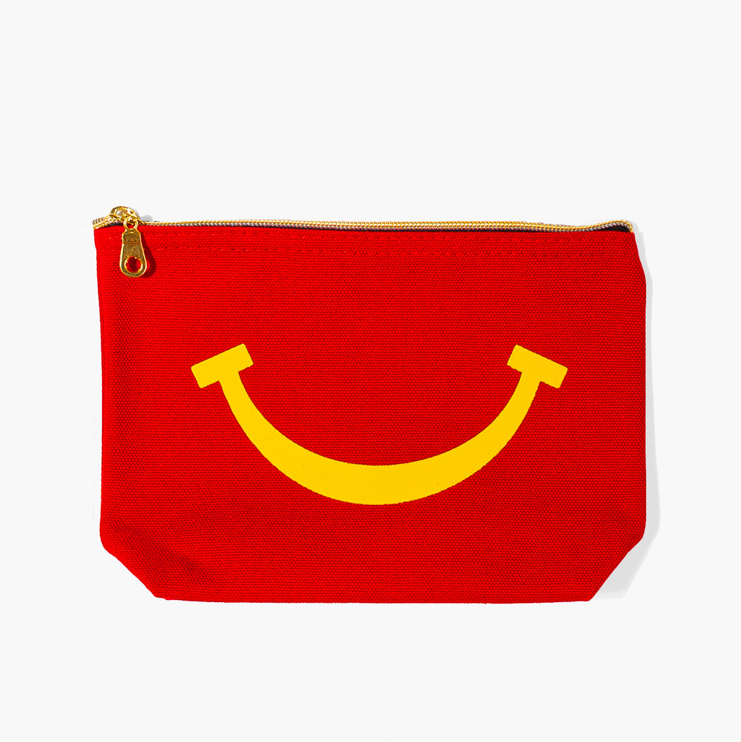 Happy Meal Smile Pouch