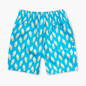 Men's Ice Cream Swim Trunks