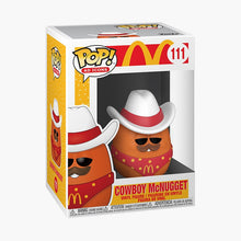 Load image into Gallery viewer, Funko POP! Ad Icons: Cowboy McNugget