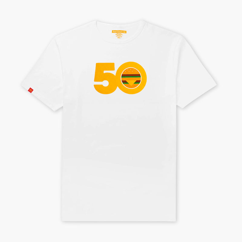 Big Mac 50th Song T-Shirt