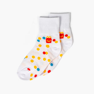 Happy Meal Celebration Toddler Socks