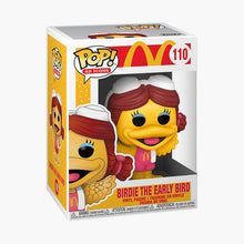 Load image into Gallery viewer, Funko POP! Ad Icons: Birdie the Early Bird