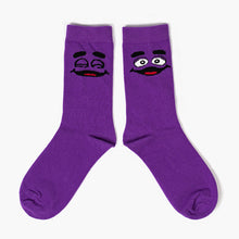 Load image into Gallery viewer, Heritage Grimace Socks