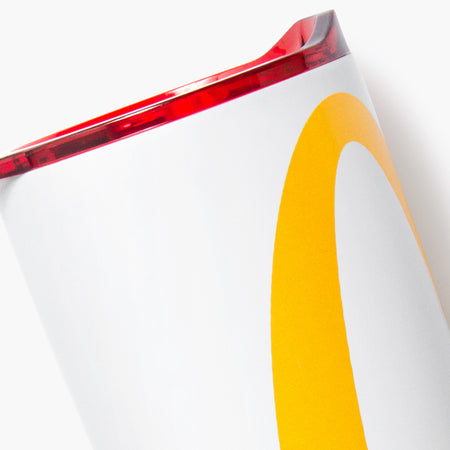 Golden Arches Stainless Steel Tumbler
