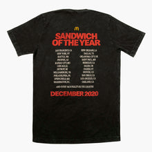 Load image into Gallery viewer, McRib Tour Tee