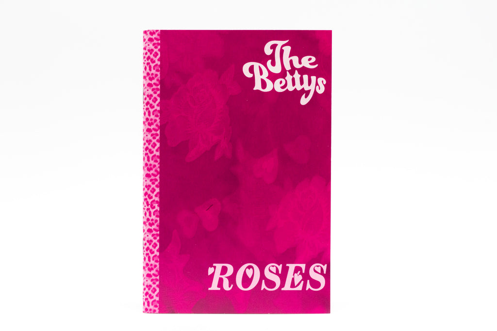 The Bettys ROSES zine