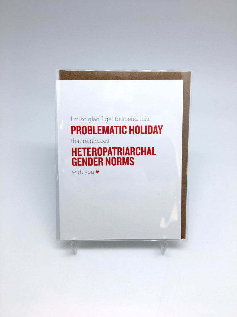 Problematic Holiday