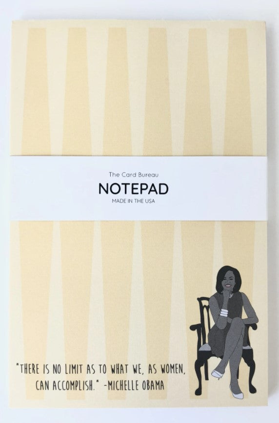 Female Leaders Notepads