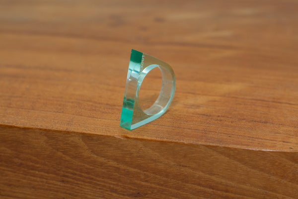 Knockout Ring (Sea Glass)