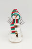 Light Up Frosty the Snowman (green)
