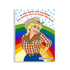 Dolly Parton Cowgirl Rainbow Puzzle | 500