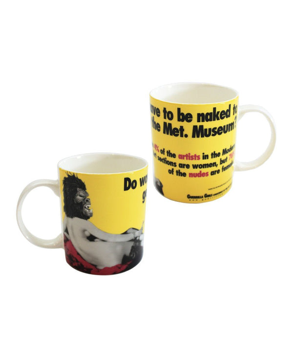 Guerrilla Girls Mug